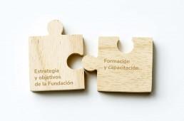 Personal de la Fundación - Especialización profesional